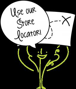 KALE Man Store Locator